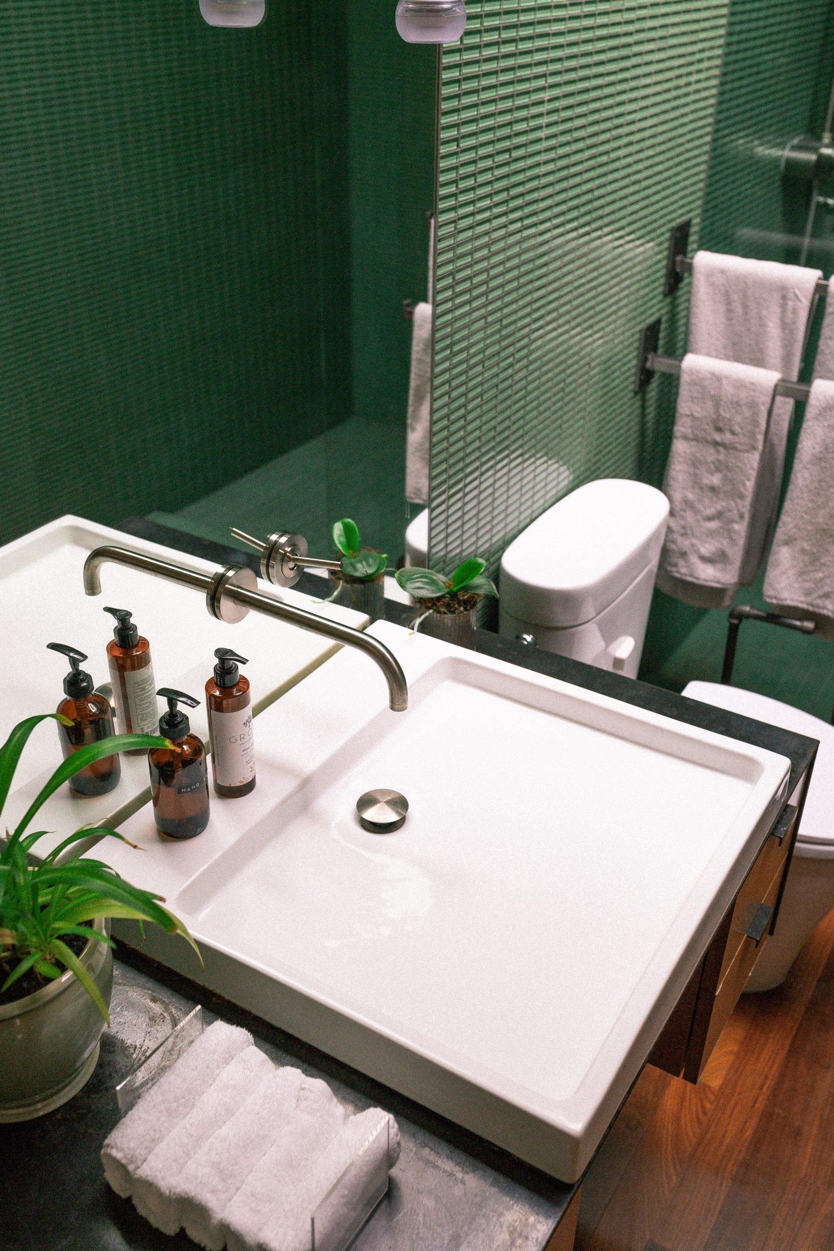 Gold Coast plumbing bathroom